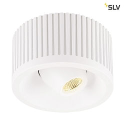 LED Ceiling luminaire OCCULDAS 13 MOVE LED, white, 6W, 40°, 3000K, adjustable