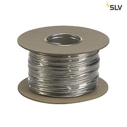 Wire, 4 mm² 100 meter rulle, isoleret