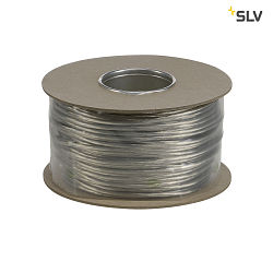Wire, 6 mm² 100 meter rulle, isoleret