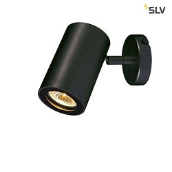 Væg spotlight ENOLA_B Downlight, Spot single, GU10, max. 50W