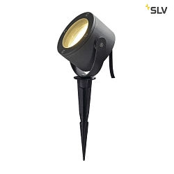 Outdoor luminaire SITRA 360 SPIKE spike luminaire, anthracite, GX53