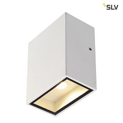LED Væglampe QUAD 1 XL, firkantet, 4,5W, COB LED, 3000K, 110°