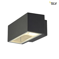Udendørs Væglampe SITRA CUBE, UPDOWN, IP44, 2x GX53 TCR TSE