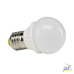 E27 LED SMALL BALL Lyskilde, 260lm, 3000K
