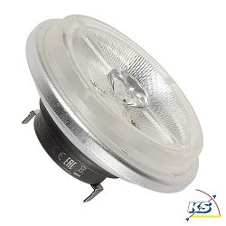 Philips Master LED Lyskilde QRB, 11W, 24°, G53, 2700K, 560lm, dæmpbar