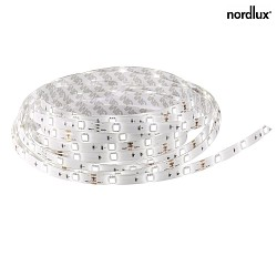 Nordlux LED Strip NIMBA 5M, 30W, 3000K, IP65, hvid