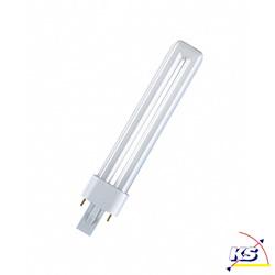 osram dulux s 830 g23 varmhvid 9w osram ks lys online shop lamper belysning lyskilder. Black Bedroom Furniture Sets. Home Design Ideas