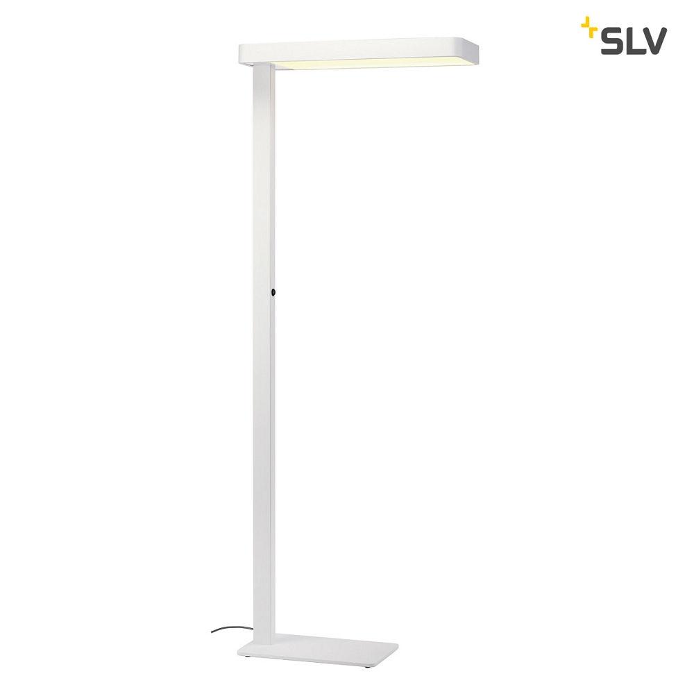 LED Standerlampe WORKLIGHT LED SL 2, hvid, inkl 2 Philips LED Strips, 3000K SLV KS Lys
