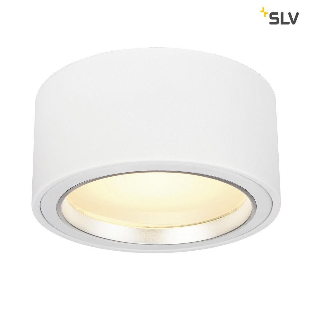 LED Loftlampe LED PÅBYGNINGSSPOT 1800lm, rund, 48 LED ...