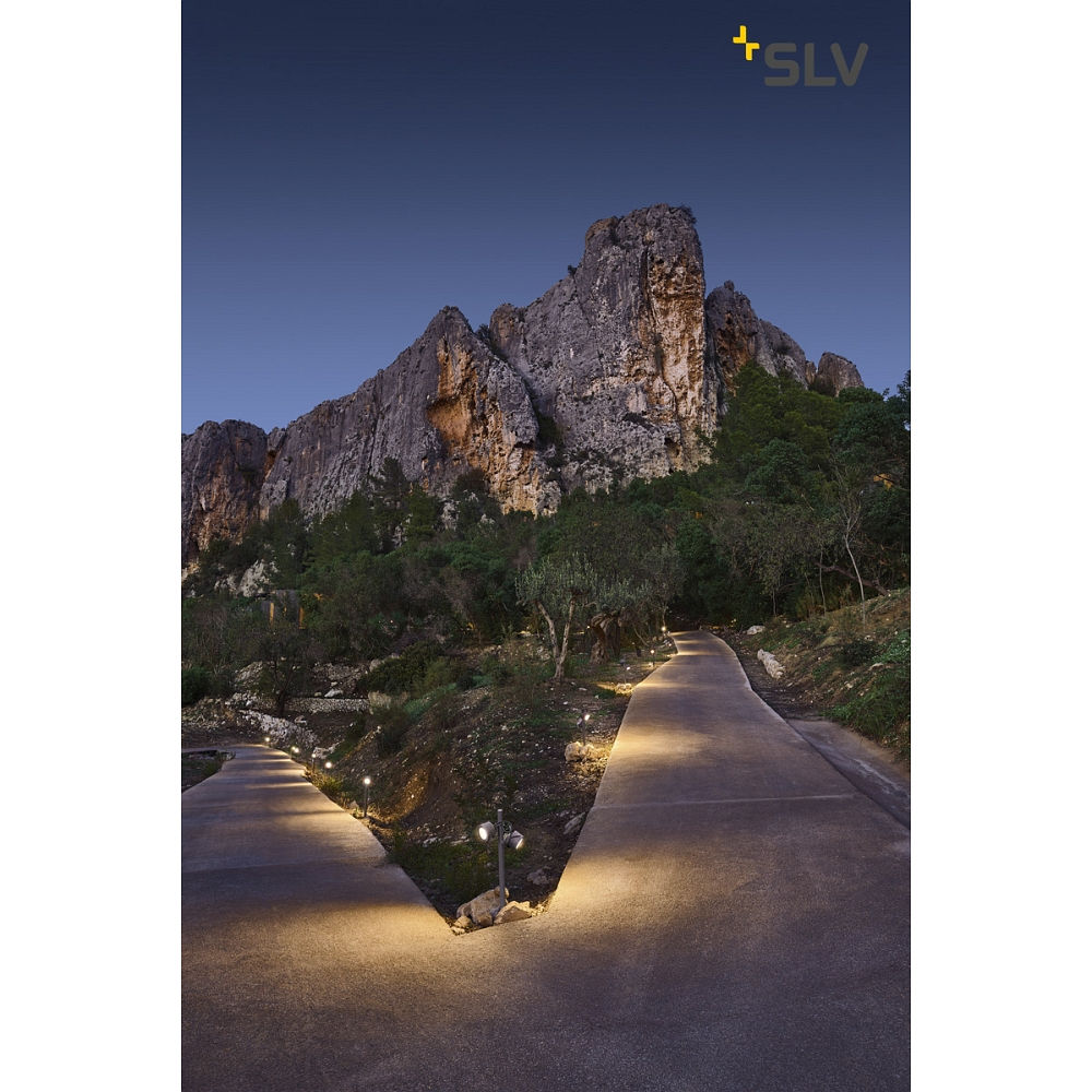 slv sitra  Outdoor luminaire SITRA 360 SL SPIKE spike luminaire, anthracite ...