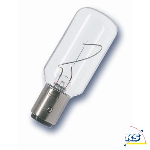 RADIUM Signal lamp for navigation lights, 12 Volt, clear, form E, socket  BAY15d 25 Watt