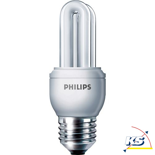 philips genie e27 827 kompaktlysstofr r philips ks lys online shop lamper belysning. Black Bedroom Furniture Sets. Home Design Ideas