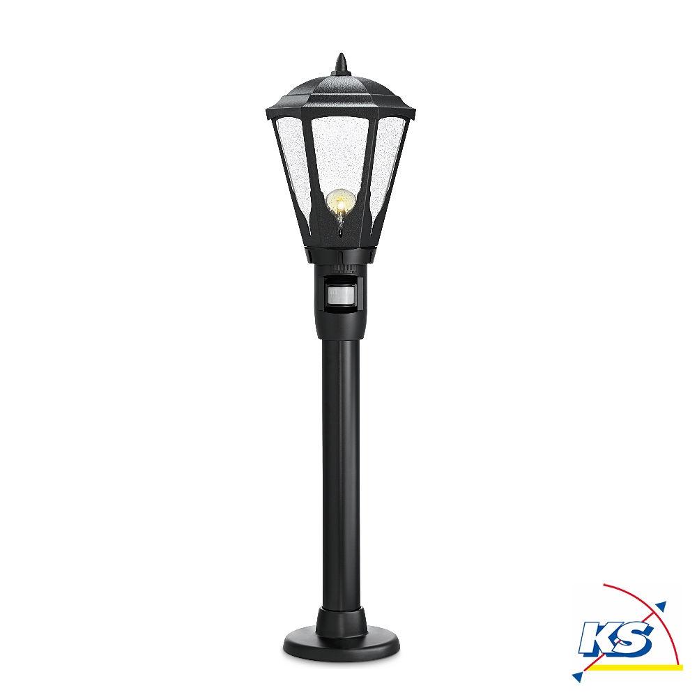 Steinel Design Floor Lamp Sensor Switched Outdoor Light Gl 16 S Black